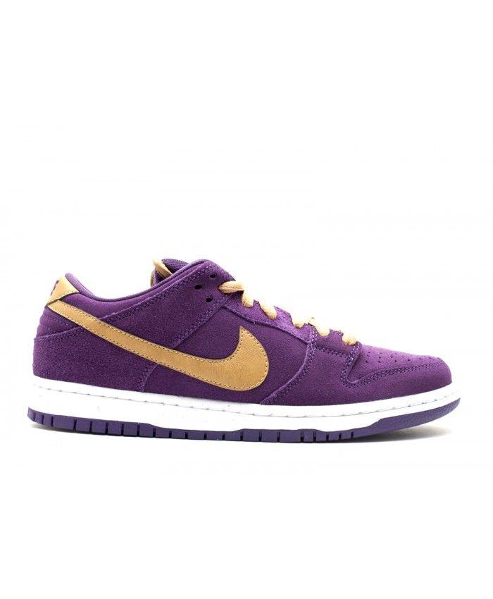 3663f8c6 Dunk Low Premium Sb Crown Royal Quasar Purple, Mtllc Gold-White 313170-571