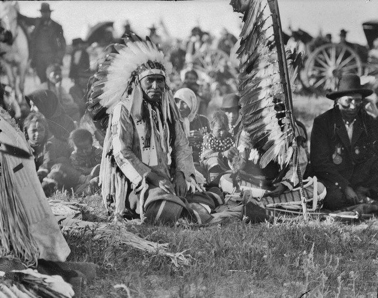 Blackfoot Group 116