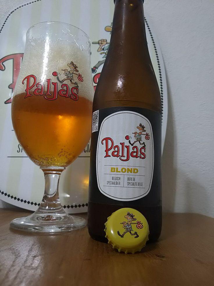 Paljas Blond Paljas Blond Alc.6.0%Vol. e33cl Brouwerij Henricus Baron de Maerelaan 185 B-8380 Brugge www.paljas-bier.be