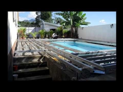 26 best piscine images on Pinterest Piscine hors sol, Play areas - amenagement autour piscine hors sol