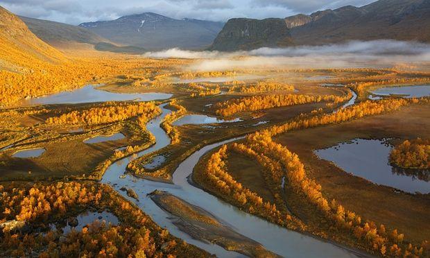 Sarek National Park, Swede