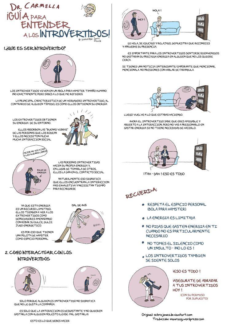 Guia para introvertidos