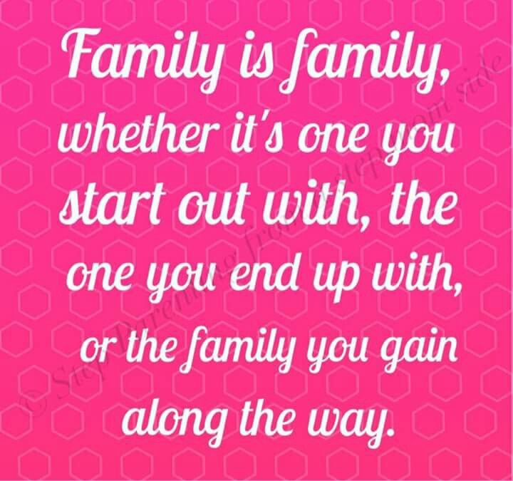 Quotes. Family. Blended family. Step parenting. Step family