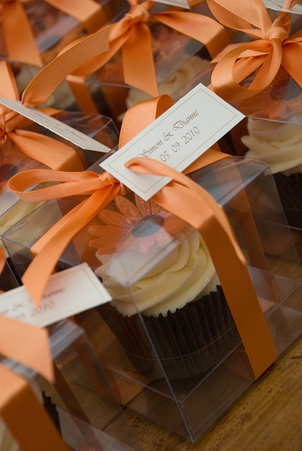 Cupcake Favors- An enjoyable gift on many levels...