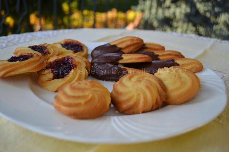 Le ricette del bimby e....molte altre! *CRI*: BISCOTTI DI FROLLA MONTATA #bimbydreamteam http://goo.gl/W1T4lK