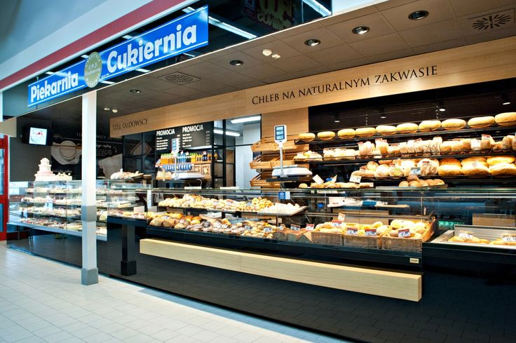 Bakery interior - Lodz, Poland