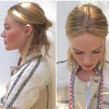 Two Badass Braid Ideas That Could Change Your Whole Hairstyle Game