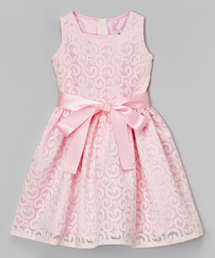 Dreaming Kids Pink Lace Dress by DreamingKids01 on Etsy https://www.etsy.com/listing/224359936/dreaming-kids-pink-lace-dress