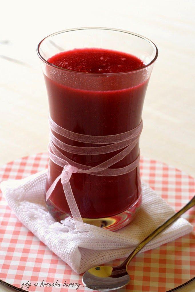 Rubinowy koktajl
