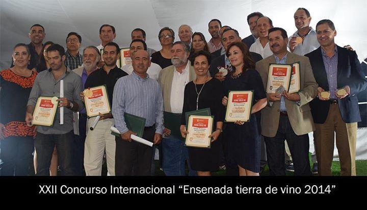 """Concurso internacional """"Ensenada tierra del vino"""" 2014"""