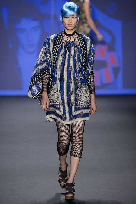 Anna Sui. Edgy with some feminity: Summer 2013, Spring2013, 2013 Rtw, Spring Summer, Sui Spring, Fashion Accessories, Annasui, Spring 2013, Anna Sui