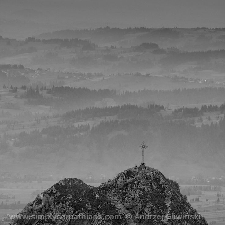 Giewont. The Tatra Mountains #Poland   www.simplycarpathians.com