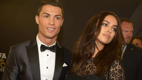 Cristiano Ronaldo still likes ex-girlfriend Irina Shayk photos on social media