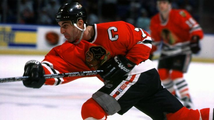 Chris Chelios: 100 Greatest NHL Players Played most games among League defensemen, won two Stanley Cup titles with Red Wings, one with Canadiens