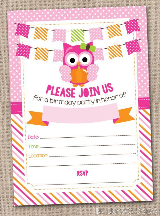 101 best Birthday Party Invitations images on Pinterest - bowling invitation template