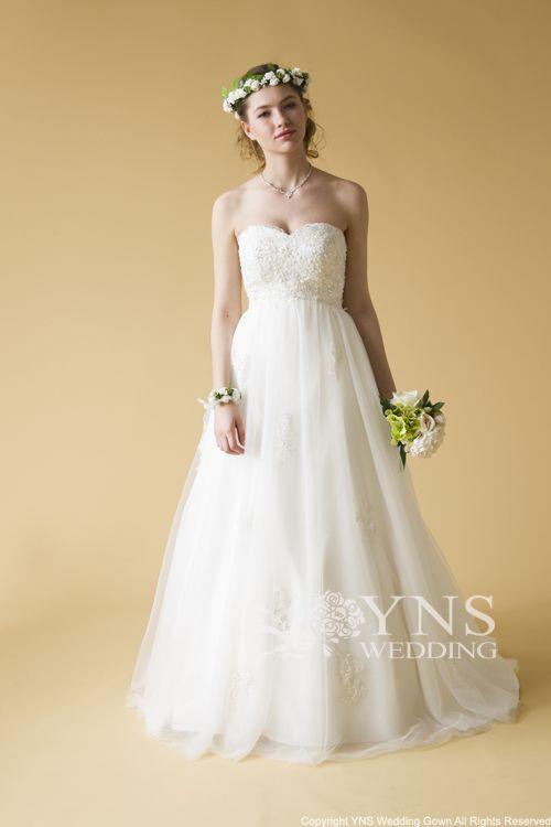 [SC13421]ウエディングドレス LaVenie Collection ウェディングドレスのYNS WEDDING