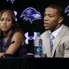 Rice's wife used Instagram to speak for the first time since new footage was released.