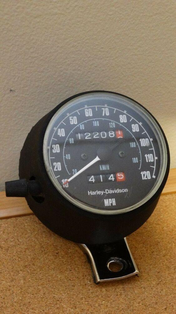eBay #Sponsored Harley Davidson Speedometer Nippon Seiki