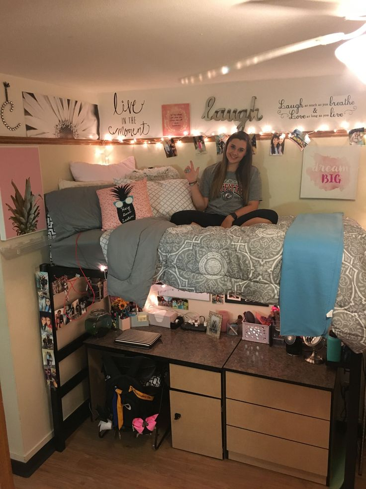 41 Beautiful Dorm Room Organization Ideas Dorm Room