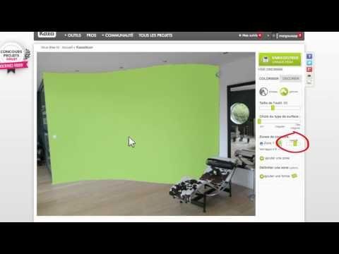 Les 25 meilleures id es concernant simulateur peinture sur for Simulateur deco peinture gratuit