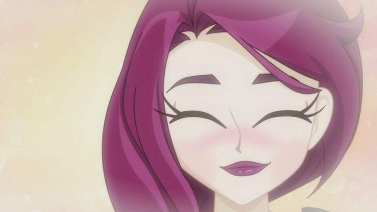 Good Praxina smile #2
