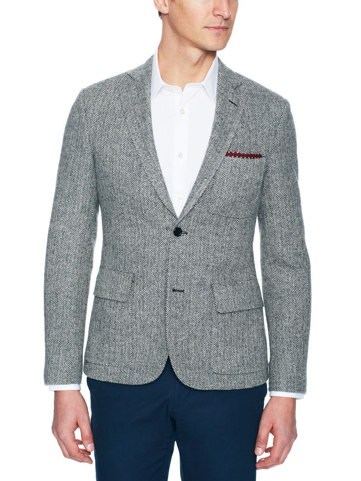 Todd Snyder — Herringbone Sport Coat on daiiily.com (until 03/22/2015 on Gilt)
