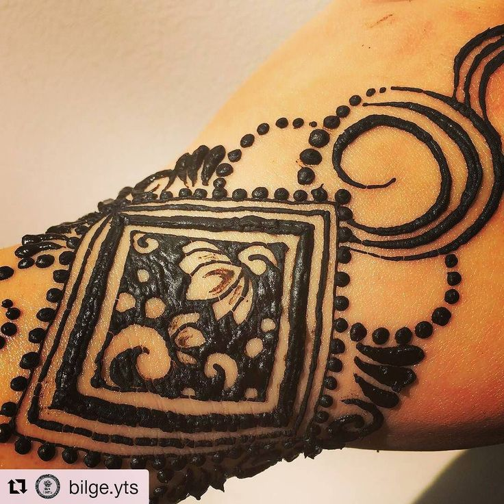Henna Tattoo Care Vaseline: #follow@hennafamily #hennafamily #Repost @bilge.yts Dont