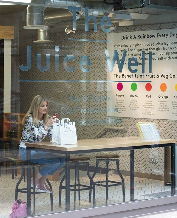 The Juice Well | Cold pressed juice & smoothie bar in Soho | Recommended by HYHOI.com | Have You Heard Of It? blog