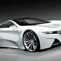 image of 2016 BMW M8 Concept White Color HD 120x120