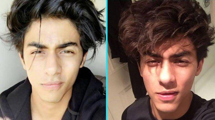 Aryan Khan - 7 Penampilan Terganteng yang Bisa Jadi Kalahkan Shah Rukh Khan
