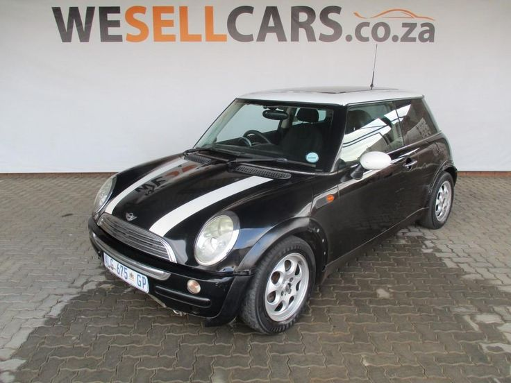 Used Cooper for sale at We Sell Cars - Used 2002 MINI Cooper for sale for R44…