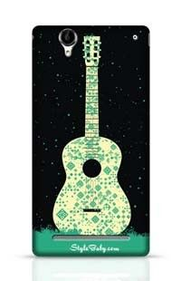 Guitar Sony Xperia T2 Phone Case