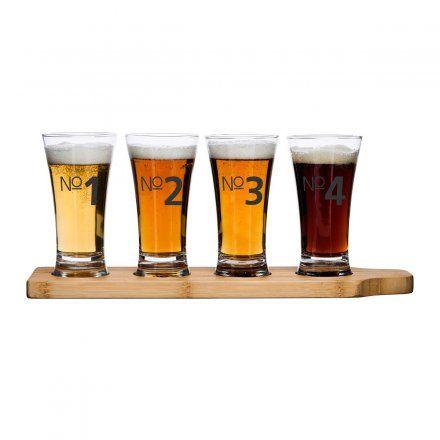Sagaform Bier Probierset online kaufen ➜ Bestellen Sie Bier Probierset für nur 17,97€ im design3000.de Online Shop - versandkostenfreie Lieferung ab 50€!
