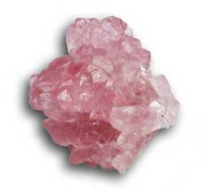 quartz rose protection chambre