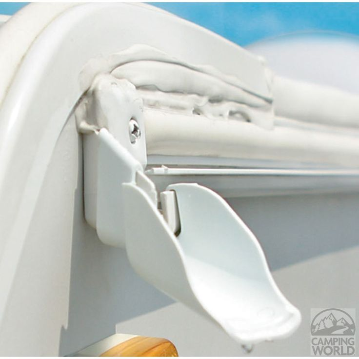 RV Gutter Extensions, 4-pack - Camco 42123 - Awning Accessories & Hardware - Camping World