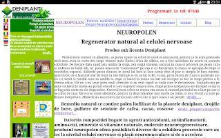 PSORIAZIS-CORESPONDENTA  DENIPLANT: Neuropolen, un remediu pentru recuperare dupa AVC