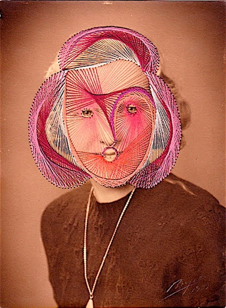 embroidery, vintage, photography