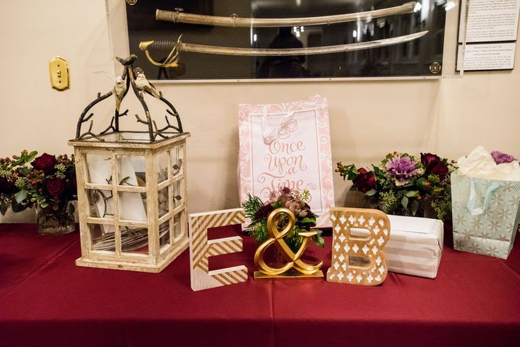 Elaina & Brian | Soldiers & Sailors Museum| Grand Ballroom | Pittsburgh Wedding | Fall Wedding | October Wedding | Rania's Catering | Goldstein Photography | Grey Phoenix Lighting |  Card Box | Gift Table
