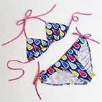 triangel bikini schnittmuster und anleitung