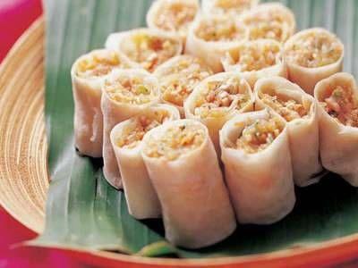 夏の春巻きレシピ 講師は陳 建一さん 使える料理レシピ集 みんなのきょうの料理 NHKエデュケーショナル