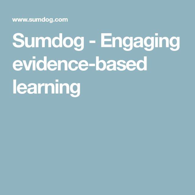 Sumdog - Engaging evidence-based learning