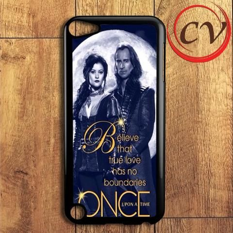 Once Upon A Time iPod 5 Case