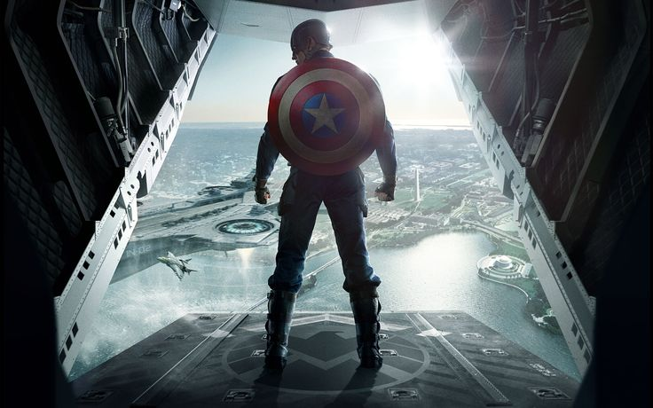 Check out this photo from Marvel's Captain America: The Winter Soldier. See the movie in theaters 4.4.14.
