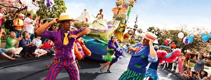 Disneyland Paris | Parque Disneyland®