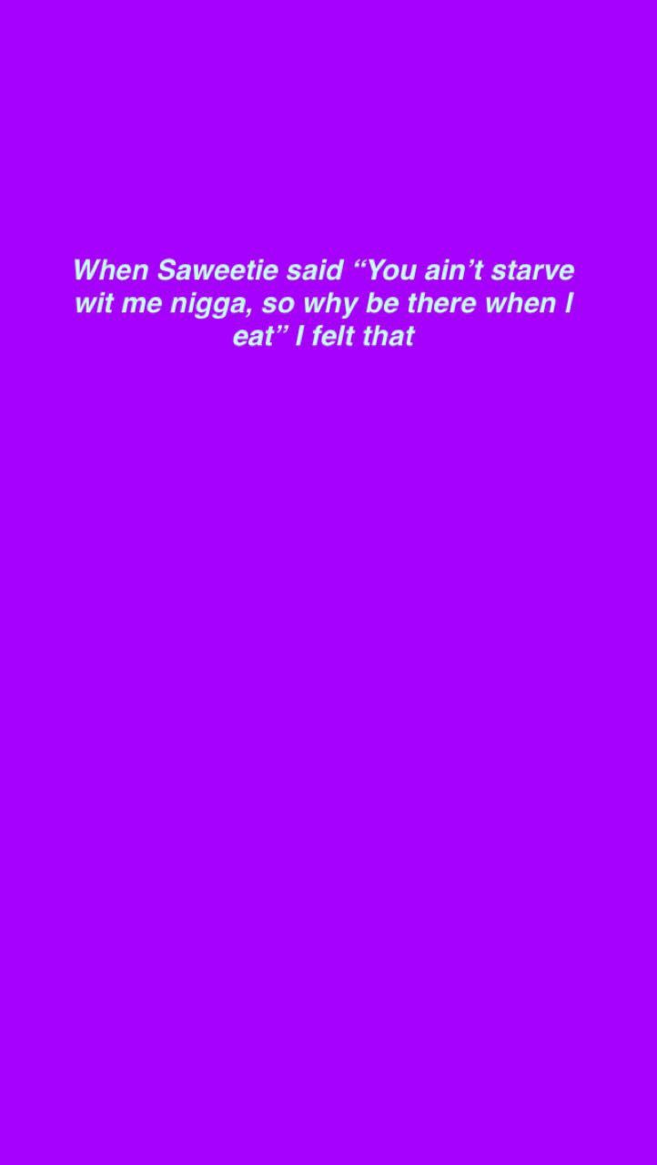 Saweetie Lyric Mood Quotes Meaningful Lyrics Instagram Caption Lyrics
