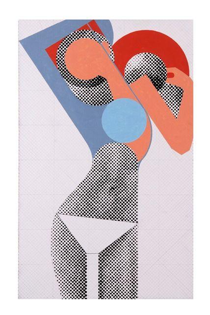 Gerald Laing - KM - Kate Moss