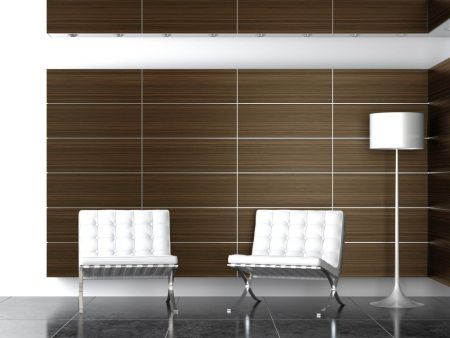 Panelled Wall Design | Wall Panel Designs And Color Options