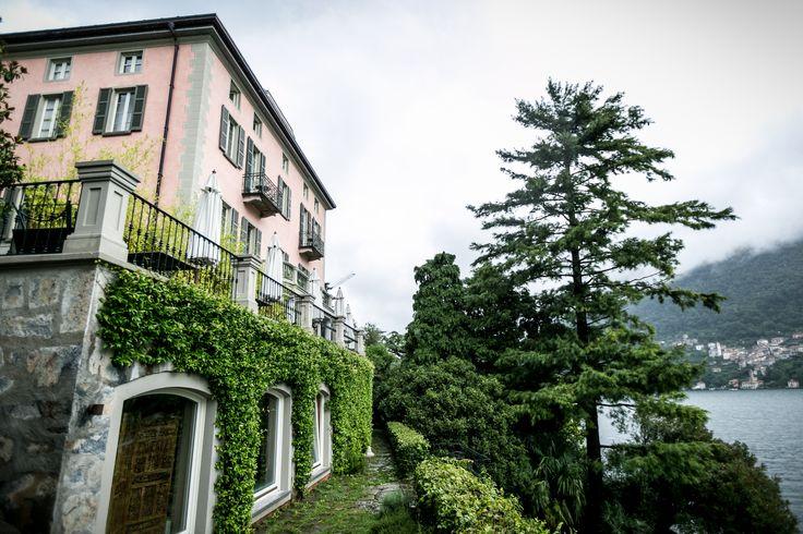 Elegant wedding villa on Lake Como / Элегантная вилла для проведения мероприятий на озере Комо
