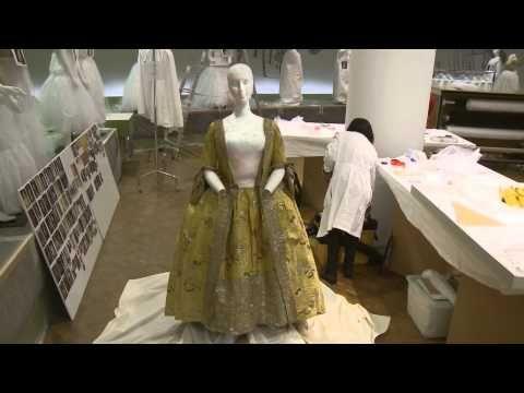 Amazing Fashioning Fashion   Europäische Moden 1700   1915   YouTube