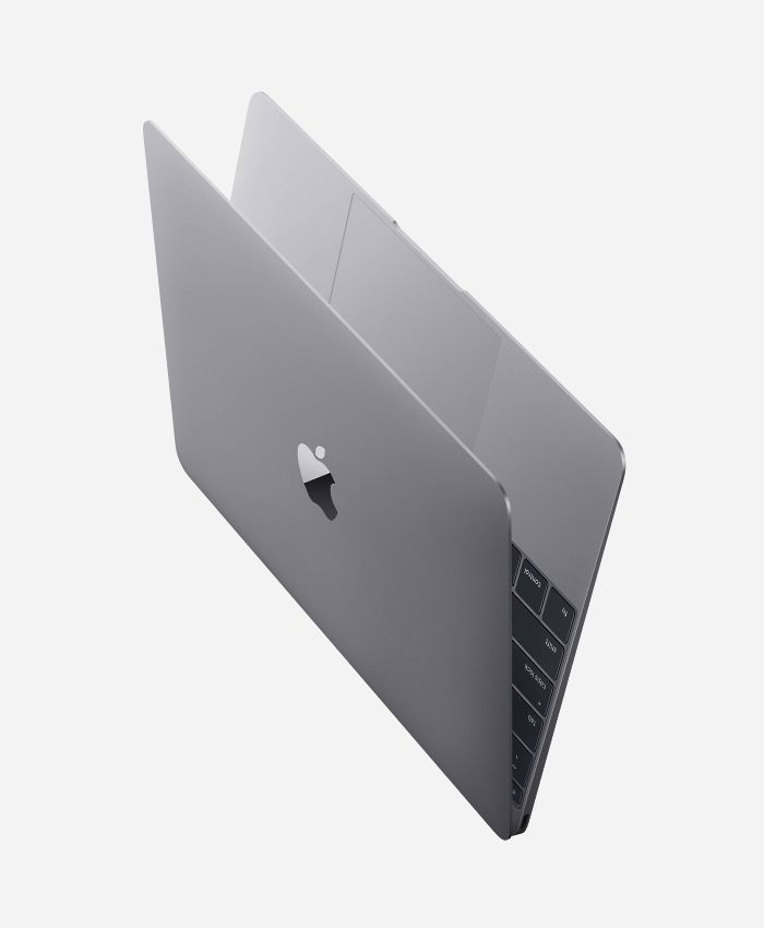 The Space Gray Early 2015 Macbook Has A Sleek And Subtle Exterior That Holds A Fast Core M Processor Retina Di Macbook 12 Inch Macbook Pro Models Used Laptops